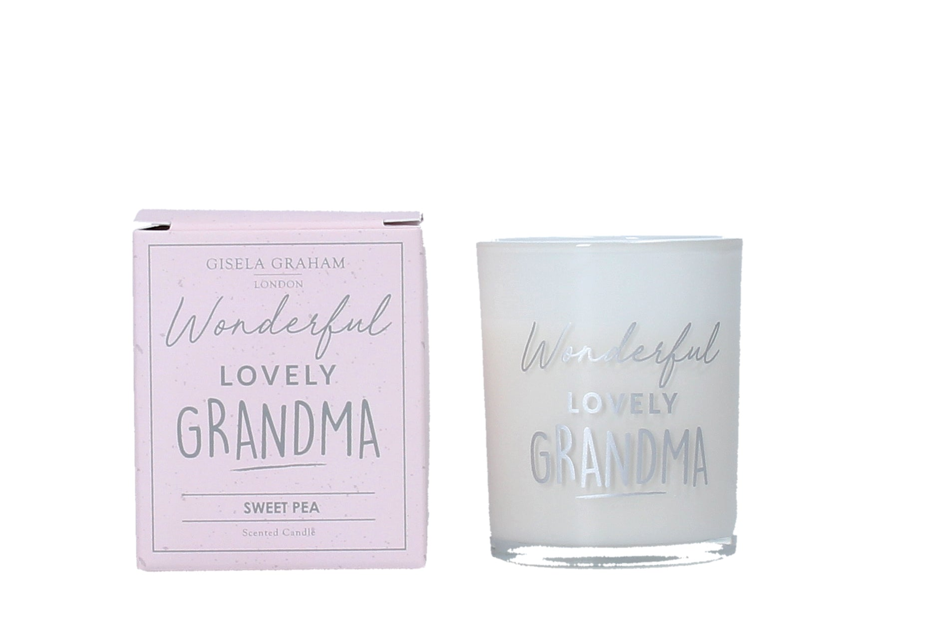 Grandma Mini Scented Boxed Candle in a Pot