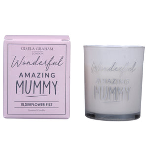 Mummy Mini Scented Boxed Candle in a Pot