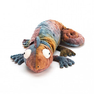 cadeauxwells - Colin Chameleon Lying - Jellycat - Childrens