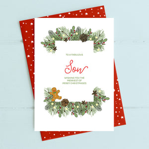 cadeauxwells - Son - Dandelion Stationery - Seasonal Cards