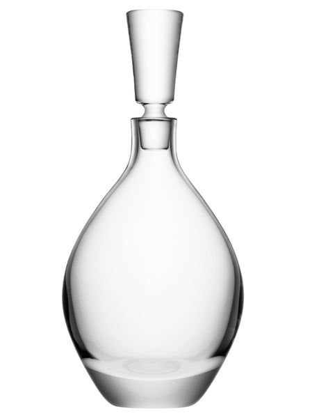cadeauxwells - Julia Decanter Clear 1L - LSA - Glassware