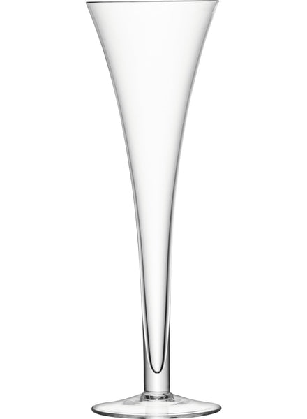cadeauxwells - Set of two Bar Hollow Stem Flutes - LSA - Glassware