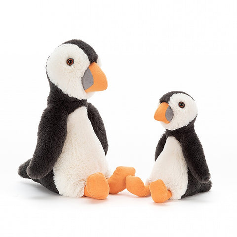 cadeauxwells - Bashful Puffin Small - Jellycat - Childrens