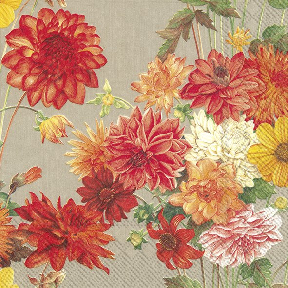 Lunch Napkins – Dahlia