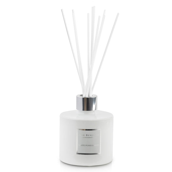 cadeauxwells - Fragrance Diffuser - White Pomegranate - Max Benjamin - Candles