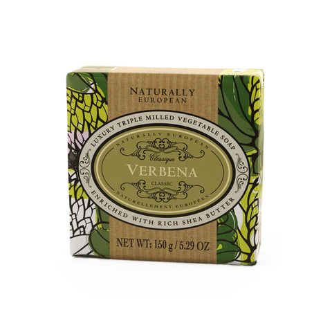 cadeauxwells - Naturally European Verbena Soap - The Somerset Toiletry Company - Perfumery