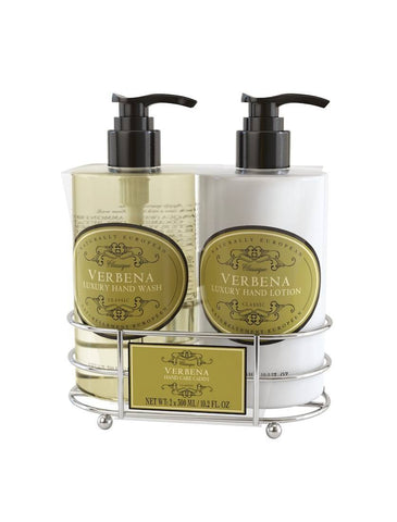 cadeauxwells - Naturally European Verbena Hand Care Caddy - The Somerset Toiletry Company - Perfumery