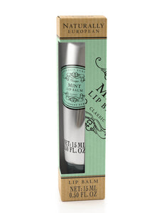 cadeauxwells - Naturally European Mint Lip Balm - The Somerset Toiletry Company - Perfumery