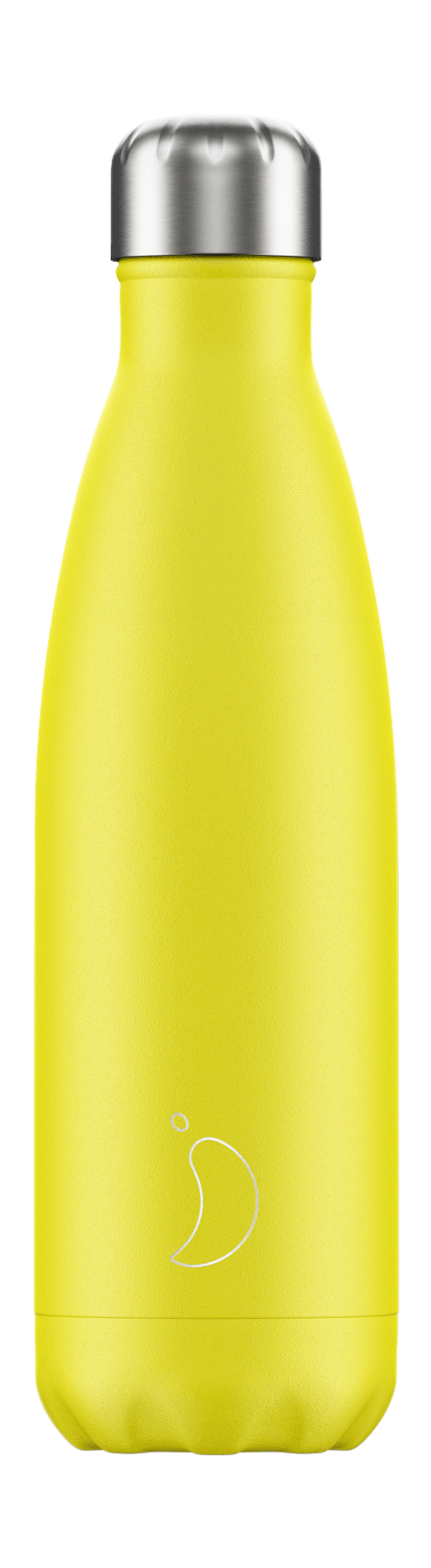 cadeauxwells - 500ml Chilly's Bottle - Neon Yellow - Chilly's Bottles - Homewares