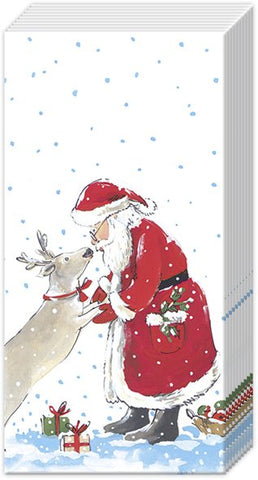 Pocket Tissues – Santa's Best Friend