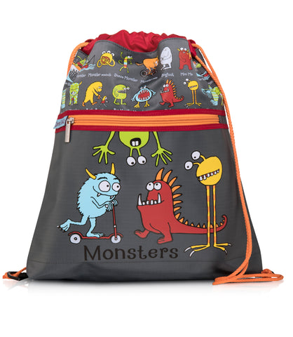 cadeauxwells - Monster New Kitbag - Tyrrell Katz - Childrens