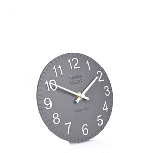 "cadeauxwells - 6"" Cotswold Mantel Clock Slate - Art Marketing - Homewares"