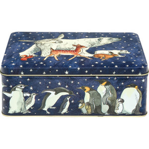 cadeauxwells - Emma Bridgewater - Winter Animals Deep Rectangular - Elite Tins - Homewares