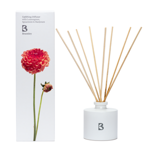 Uplifting Diffuser 100ml - Boxed with 8 reeds