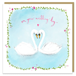 On Your Wedding Day - Swans