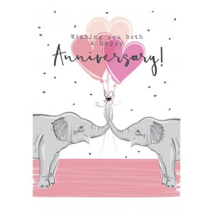 Wishing You Both a Happy Anniversary