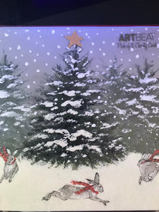 Follow the Star - Pack of 6 Christmas Cards