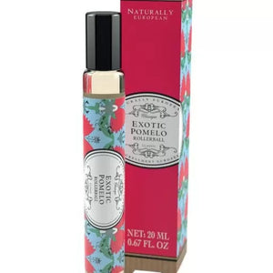 Naturally European Exotic Pomelo Perfume Rollerball