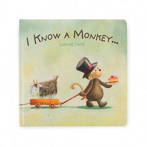 I Know a Monkey Book