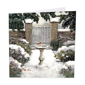 Winter Garden - Pack of 6 Christmas Cards