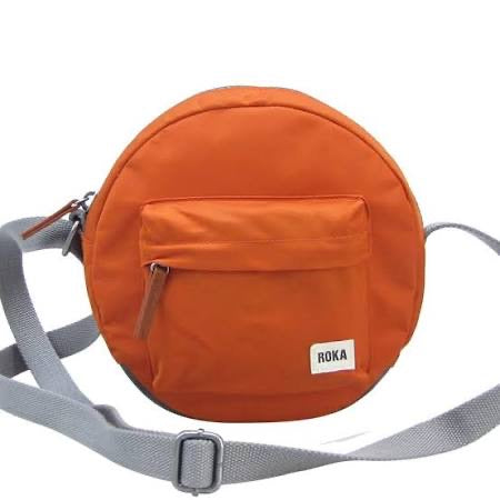 Paddington B Small Cross Body - Burnt Orange
