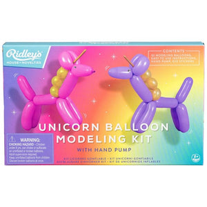 Balloon Modelling Kit - Unicorn