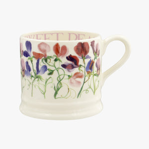 Sweet Pea Multi Small Mug