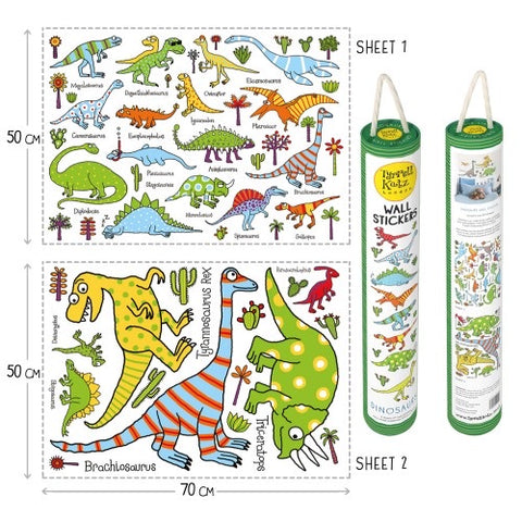 Wall Stickers - Dinosaur