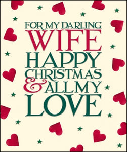 For My Darling Wife, Happy Christmas