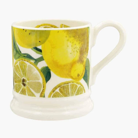 Emma Bridgewater Vegetable Garden 'Lemons' 1/2 Pint Mug