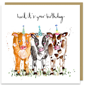 Herd It's Your Birthday