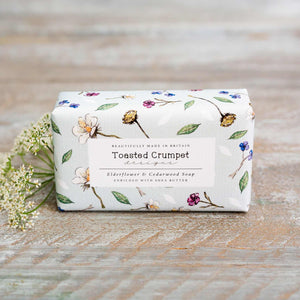 *NEW* Elderflower & Cedarwood 190g Soap Bar
