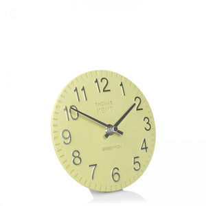 "cadeauxwells - 6"" Cotswold Mantel Clock Apple - Art Marketing -"