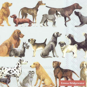 Lunch Napkins - Emma Bridgewater Dogs