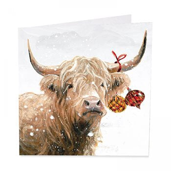 Christmas Coo - Pack of 6 Christmas Cards