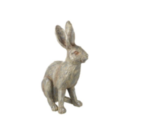 Sculpted Brown Hare