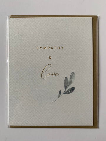 Sympathy & Love - Single Stem