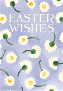 Easter Wishes - Daisies