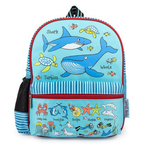cadeauxwells - Ocean Backpack - Tyrrell Katz - Childrens