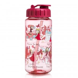 *NEW* Princess - Tritan Drinking Bottle with Straw