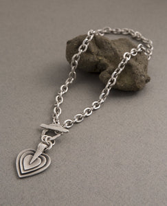 Layers of Love Necklace by Danon