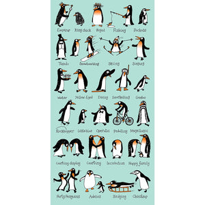 Towel - Penguins
