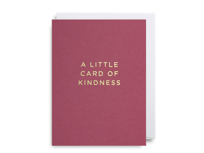 Little Card of Kindness