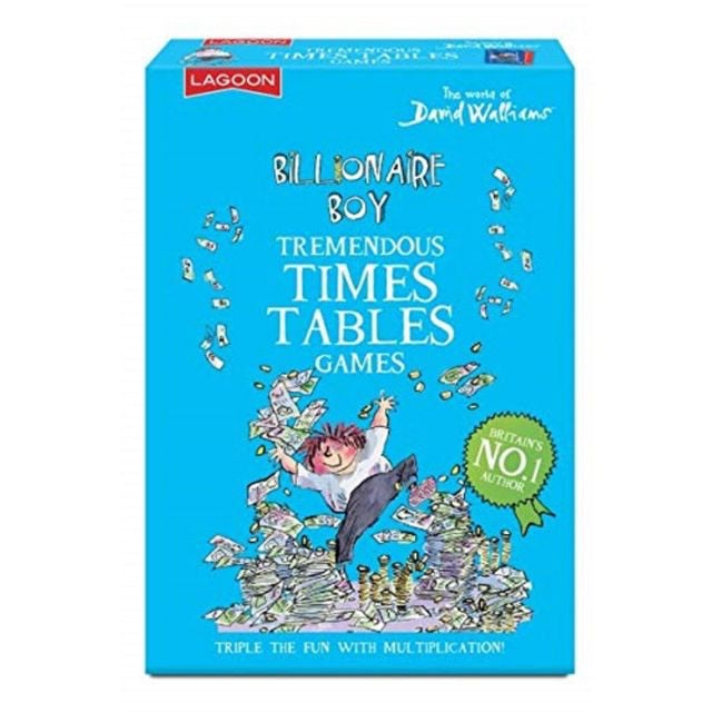 Billionaire Boy's 'Tremendous Times Tables' Games