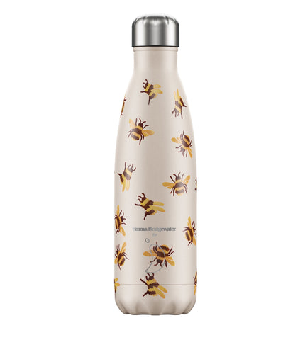 500ml Chilly's Bottle - Emma Bridgewater Bumblebee
