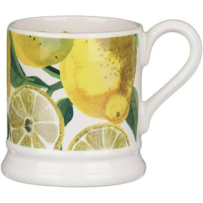 Vegetable Garden Lemons 1/2 Pint Mug