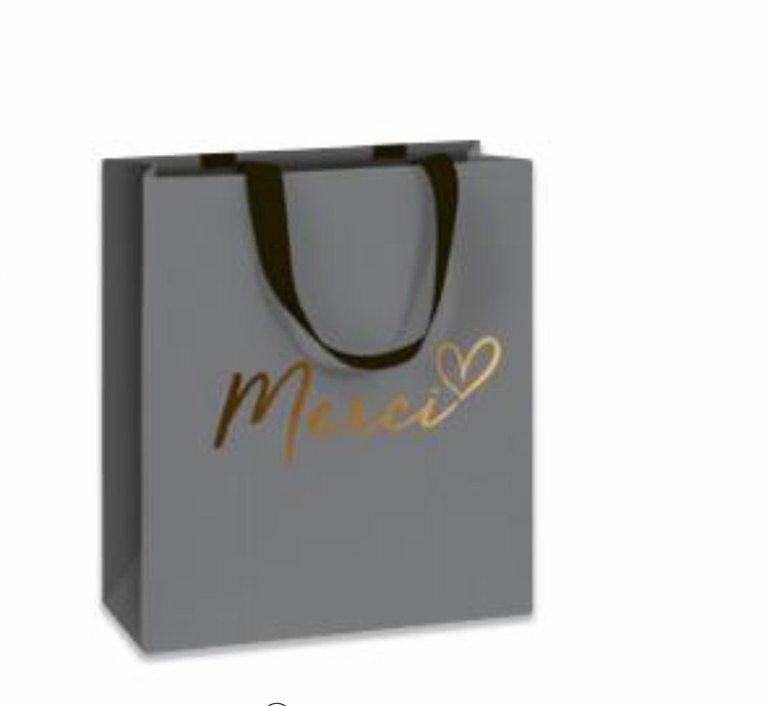 Medium Gift Bag - Merci