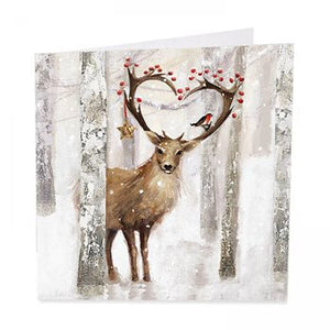 Waiting for Santa - Pack of 6 Christmas Cards