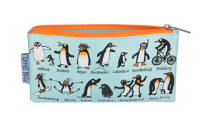 cadeauxwells - Pencil Case - Penguins - Tyrrell Katz - Childrens