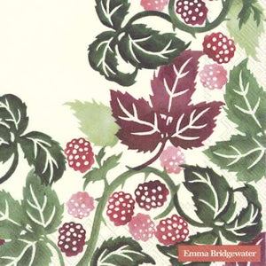 Lunch Napkins - Emma Bridgewater Blackberries